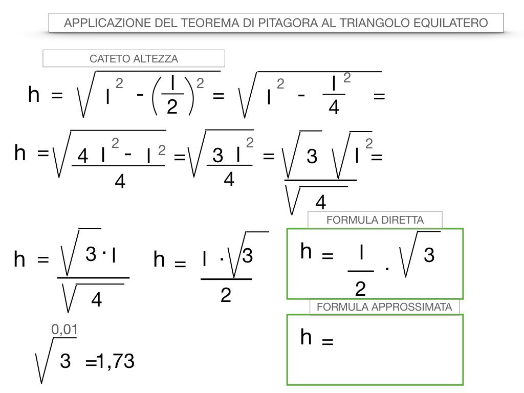 19. APPLICAZIONE DEL TEOREMA DI PITAGORA AL TRIANGOLO EQUILATERO_SIMULAZIONE.037