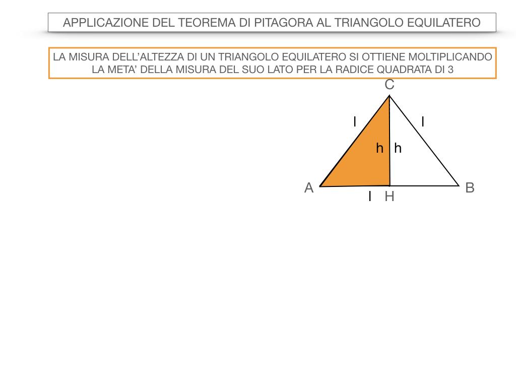 19. APPLICAZIONE DEL TEOREMA DI PITAGORA AL TRIANGOLO EQUILATERO_SIMULAZIONE.041