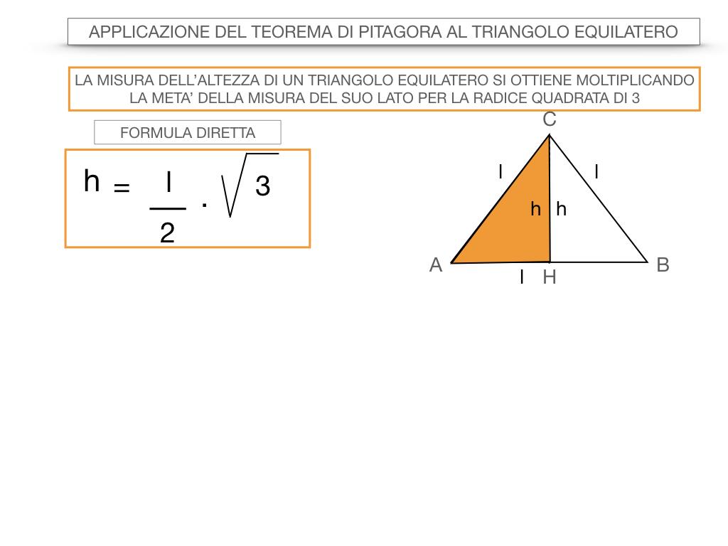 19. APPLICAZIONE DEL TEOREMA DI PITAGORA AL TRIANGOLO EQUILATERO_SIMULAZIONE.042