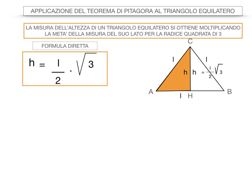 19. APPLICAZIONE DEL TEOREMA DI PITAGORA AL TRIANGOLO EQUILATERO_SIMULAZIONE.043