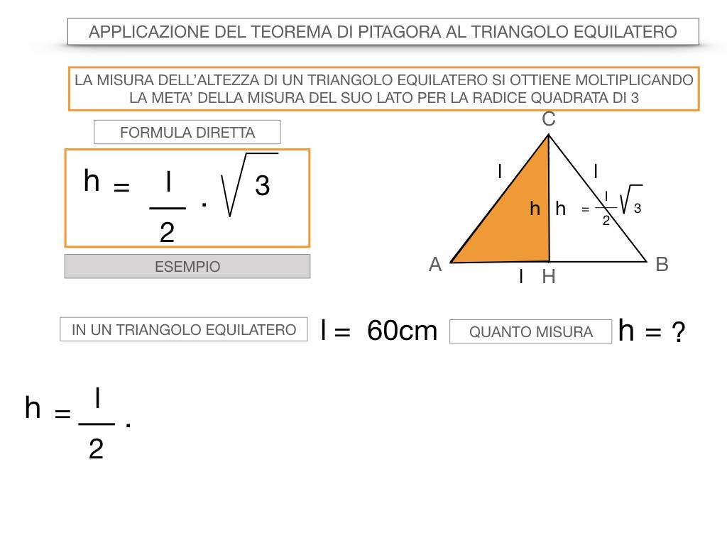 19. APPLICAZIONE DEL TEOREMA DI PITAGORA AL TRIANGOLO EQUILATERO_SIMULAZIONE.048