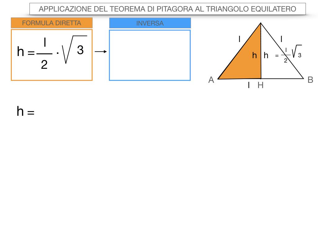 19. APPLICAZIONE DEL TEOREMA DI PITAGORA AL TRIANGOLO EQUILATERO_SIMULAZIONE.062