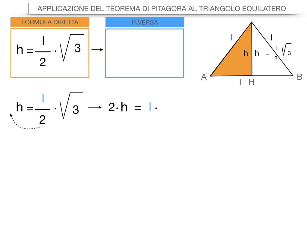 19. APPLICAZIONE DEL TEOREMA DI PITAGORA AL TRIANGOLO EQUILATERO_SIMULAZIONE.067