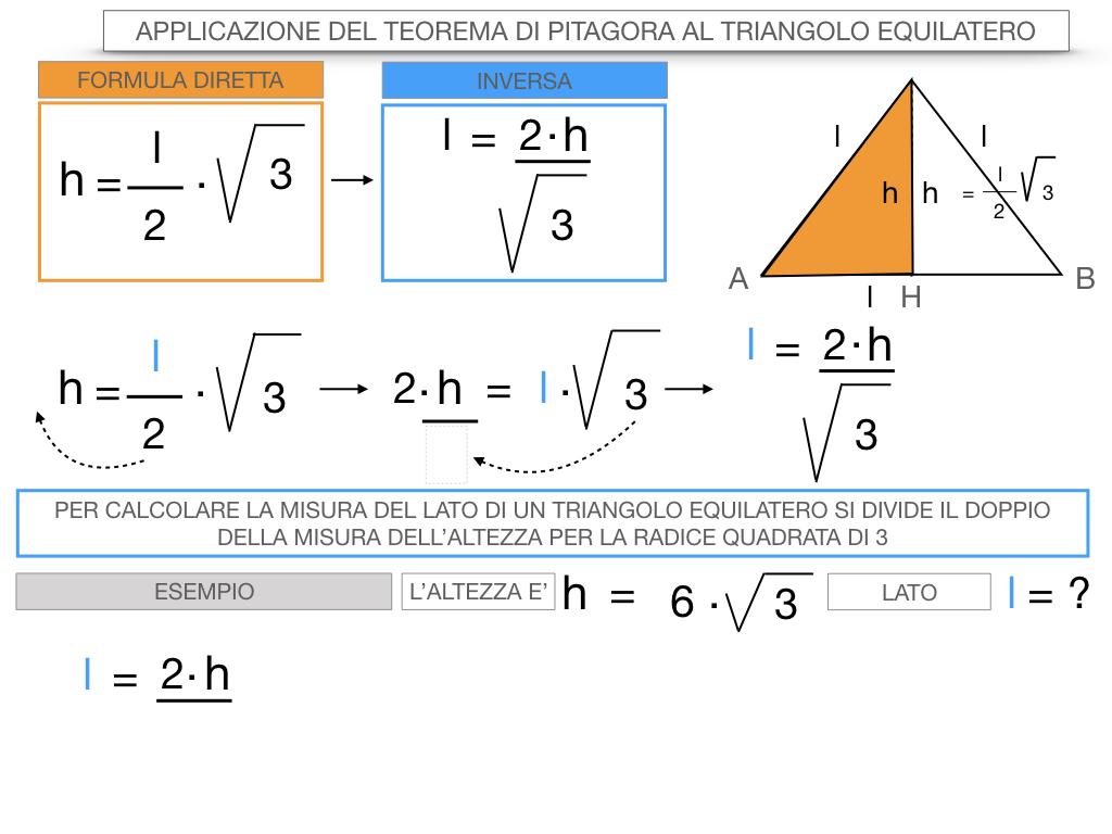 19. APPLICAZIONE DEL TEOREMA DI PITAGORA AL TRIANGOLO EQUILATERO_SIMULAZIONE.079