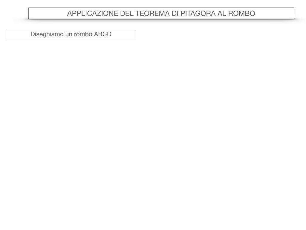 20. APPLICAZIONE DEL TEOREMA DI PITAGORA AL ROMBO_SIMULAZIONE.012