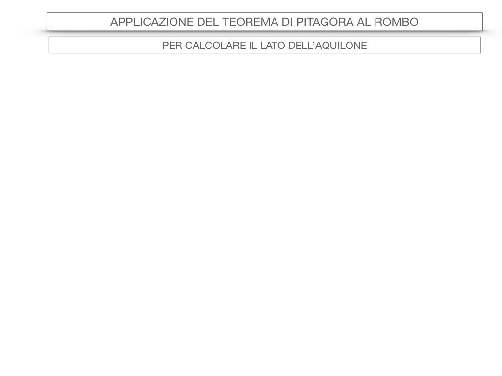 20. APPLICAZIONE DEL TEOREMA DI PITAGORA AL ROMBO_SIMULAZIONE.041