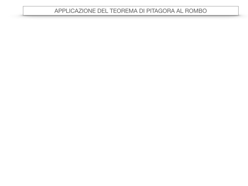 20. APPLICAZIONE DEL TEOREMA DI PITAGORA AL ROMBO_SIMULAZIONE.059