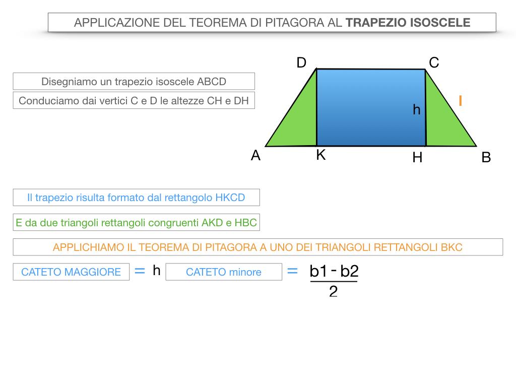 22. APPLICAZIONE DEL TEOREMA DI PITAGORA AL TRAPEZIO ISOSCELE_SIMULAZIONE.009