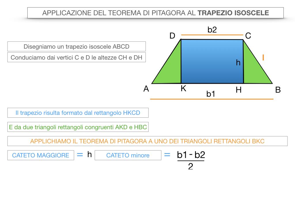 22. APPLICAZIONE DEL TEOREMA DI PITAGORA AL TRAPEZIO ISOSCELE_SIMULAZIONE.011
