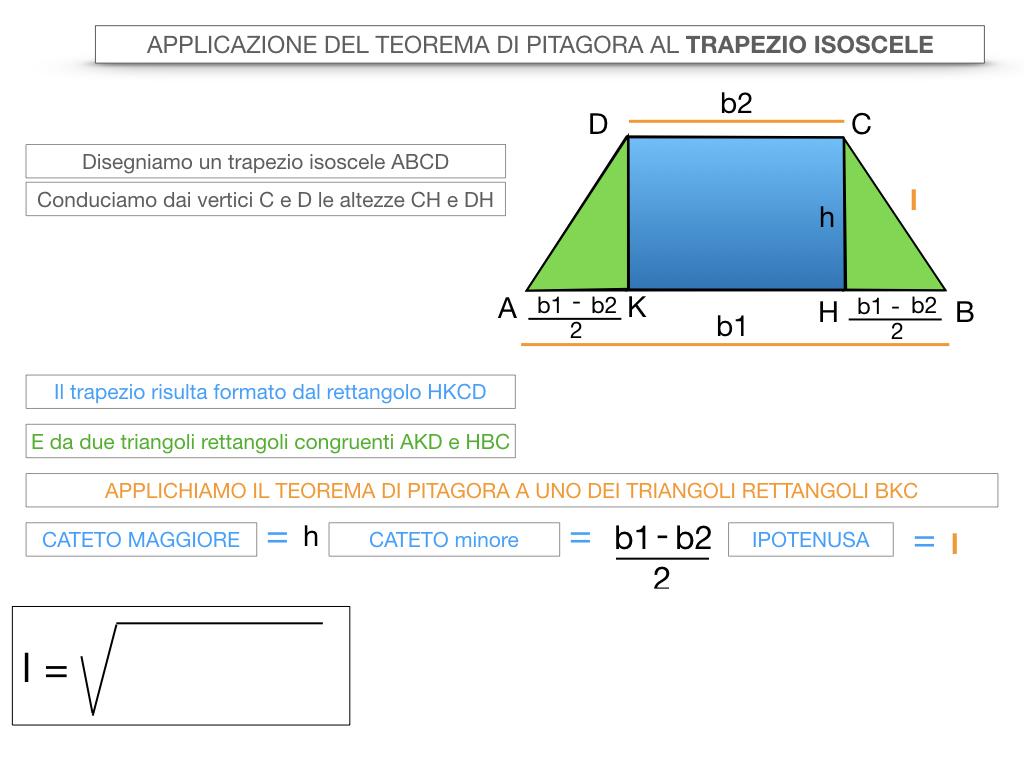 22. APPLICAZIONE DEL TEOREMA DI PITAGORA AL TRAPEZIO ISOSCELE_SIMULAZIONE.015