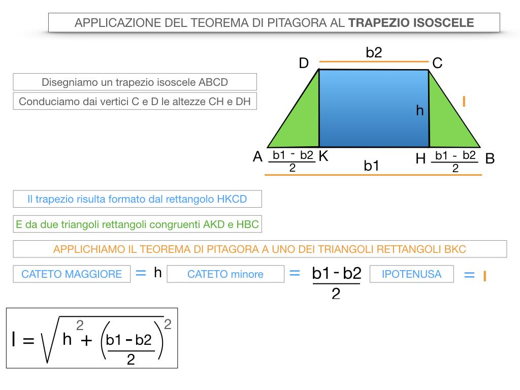 22. APPLICAZIONE DEL TEOREMA DI PITAGORA AL TRAPEZIO ISOSCELE_SIMULAZIONE.017