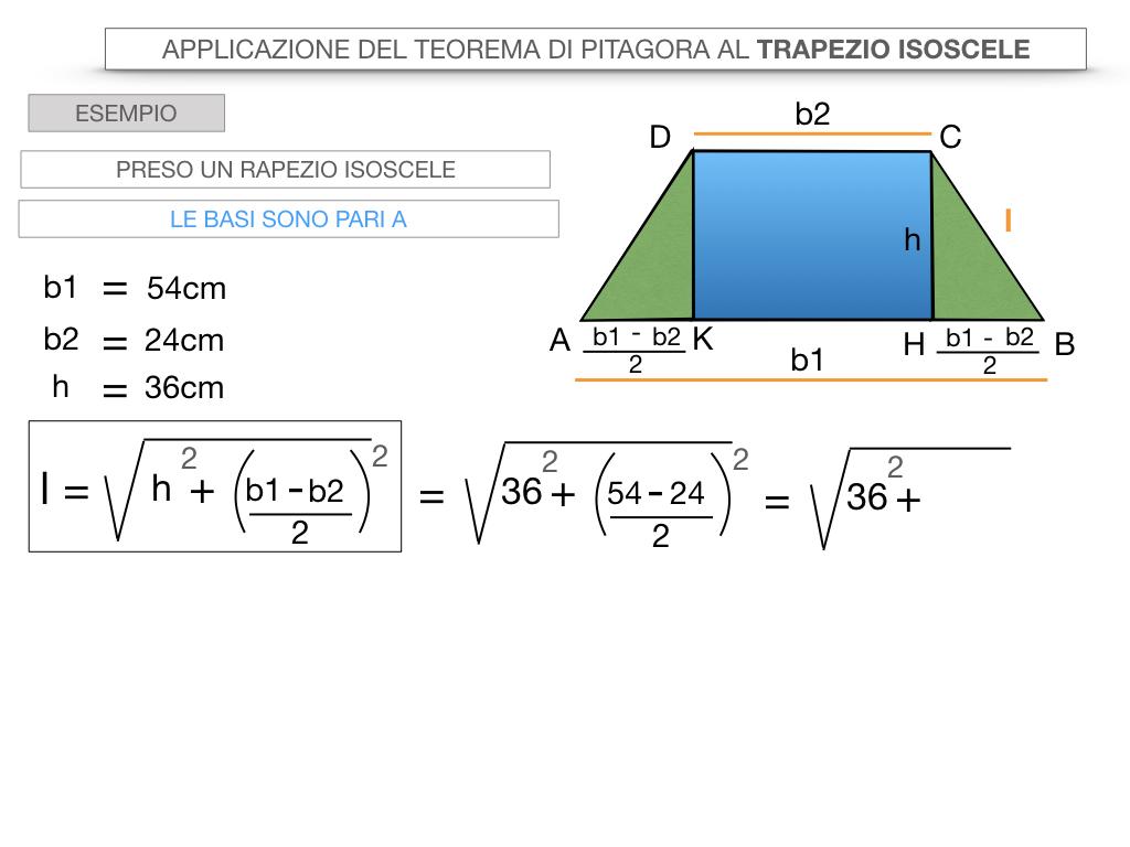 22. APPLICAZIONE DEL TEOREMA DI PITAGORA AL TRAPEZIO ISOSCELE_SIMULAZIONE.038