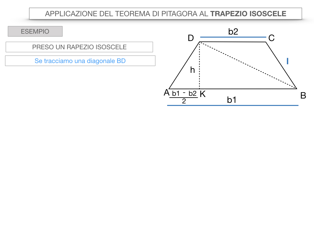 22. APPLICAZIONE DEL TEOREMA DI PITAGORA AL TRAPEZIO ISOSCELE_SIMULAZIONE.047