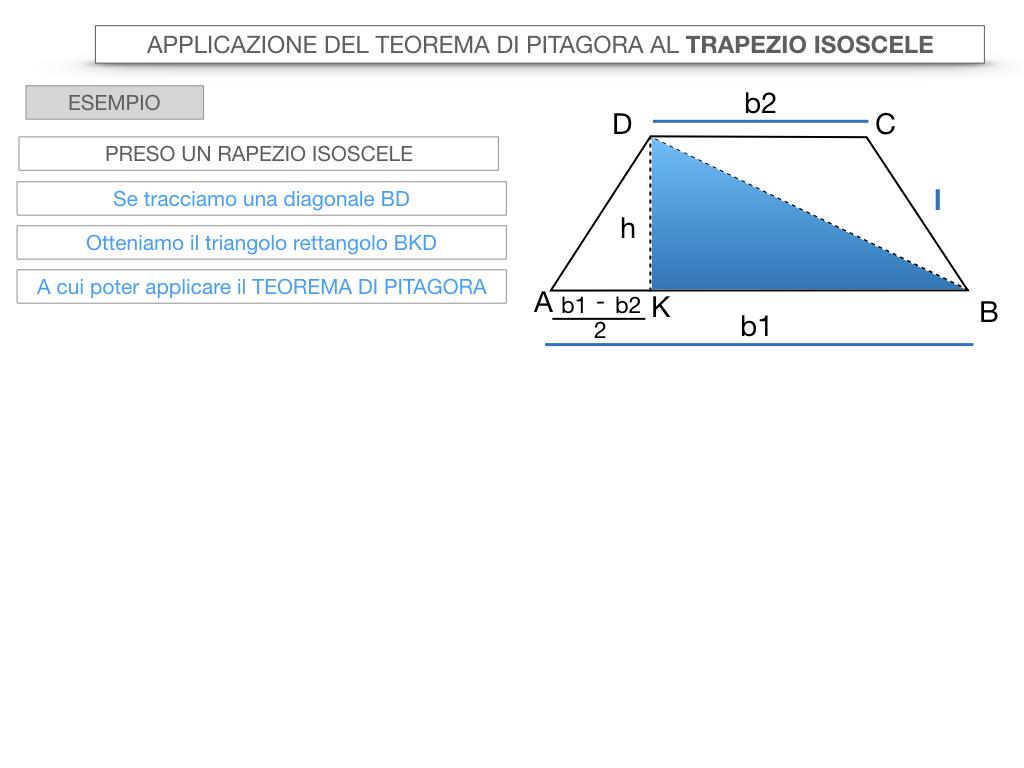 22. APPLICAZIONE DEL TEOREMA DI PITAGORA AL TRAPEZIO ISOSCELE_SIMULAZIONE.049