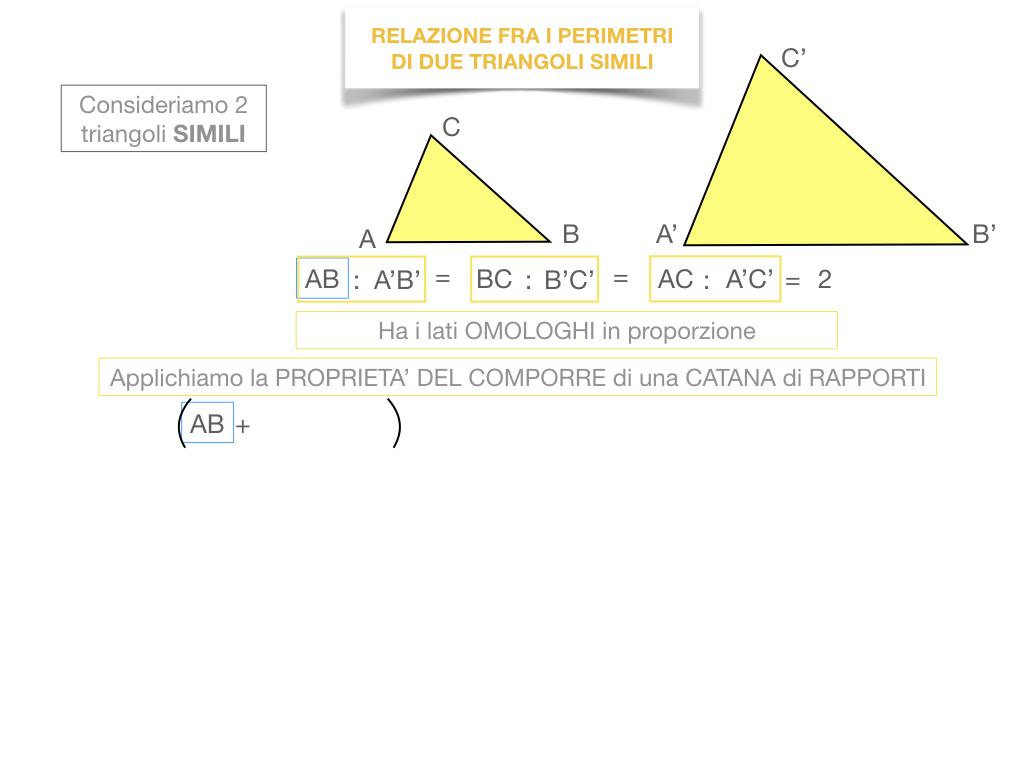 27. RELAZIONI FRA POLIGONI SIMILI_SIMULAZIONE.051