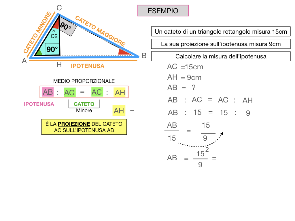 28. IL PRIMO TEOREMA DI EUCLIDE_SIMULAZIONE.151