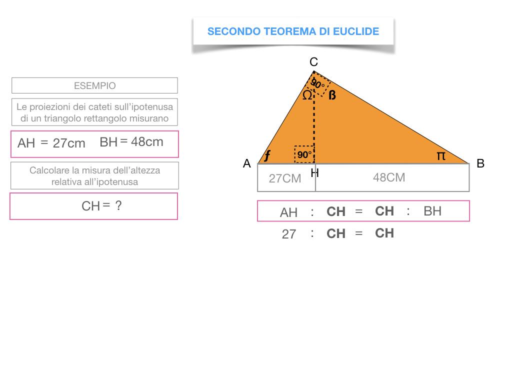 29. IL SECONDO TEOREMA DI EUCLIDE_SIMULAZIONE.145