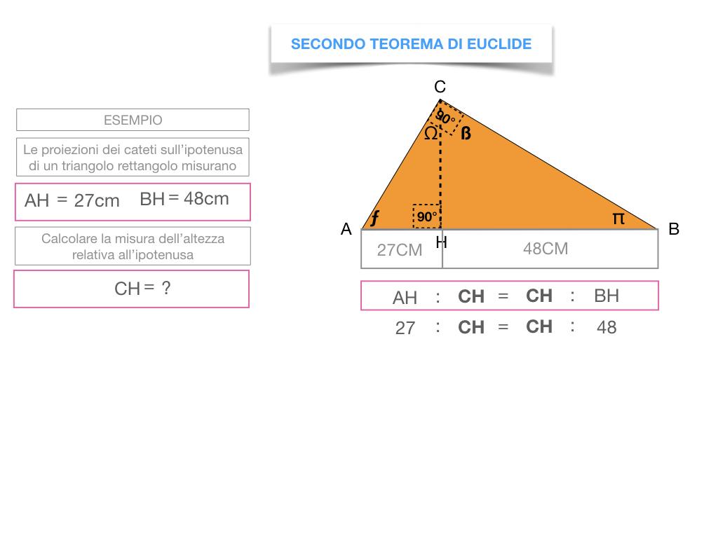 29. IL SECONDO TEOREMA DI EUCLIDE_SIMULAZIONE.146