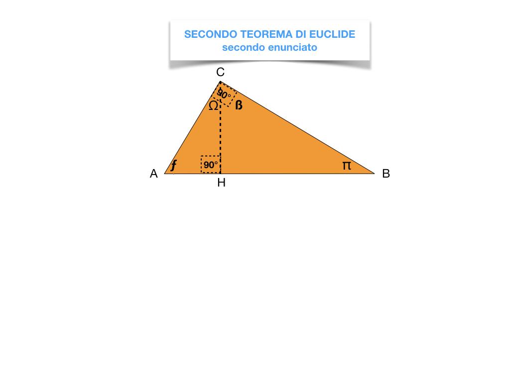 29. IL SECONDO TEOREMA DI EUCLIDE_SIMULAZIONE.171