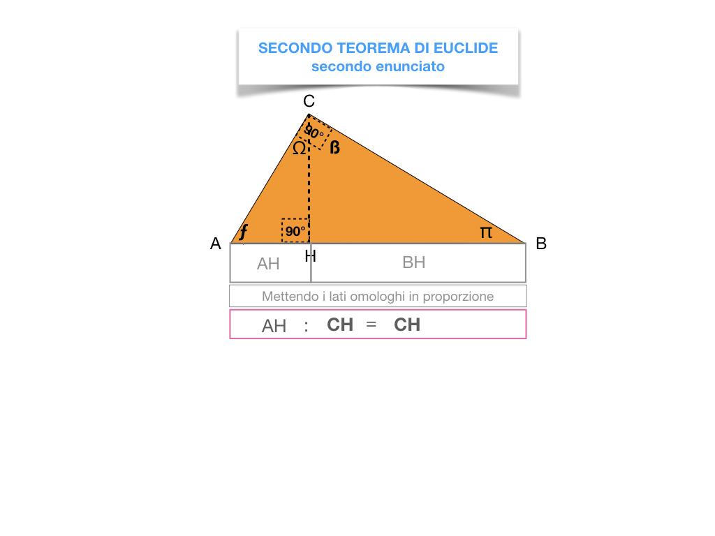 29. IL SECONDO TEOREMA DI EUCLIDE_SIMULAZIONE.177