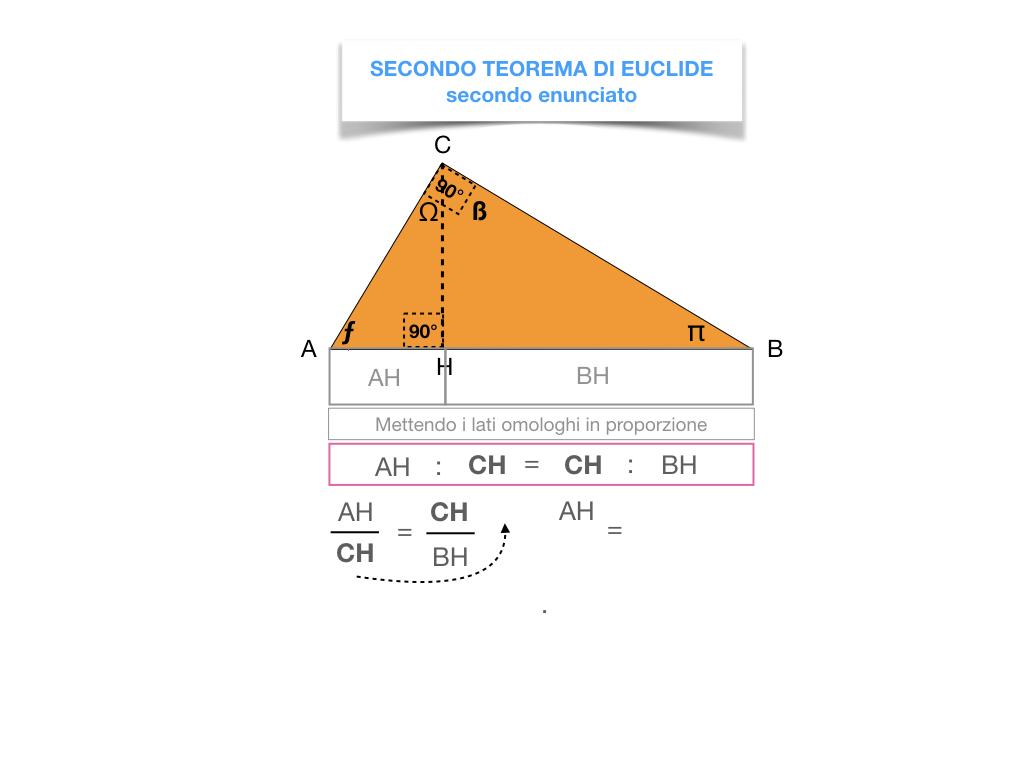 29. IL SECONDO TEOREMA DI EUCLIDE_SIMULAZIONE.184