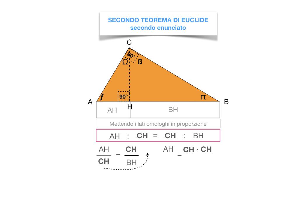 29. IL SECONDO TEOREMA DI EUCLIDE_SIMULAZIONE.186