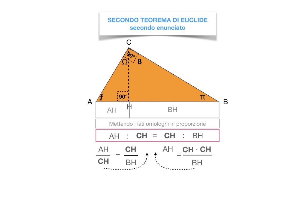 29. IL SECONDO TEOREMA DI EUCLIDE_SIMULAZIONE.188