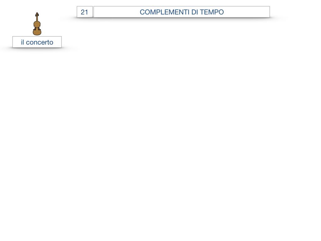 31. COMPLEMENTI DI TEMPO COMPLEMENTO DI TEMPO DETERMINATO COMPLEMENTO DI TEMPO CONTINUATIVO_SIMULAZIONE .003