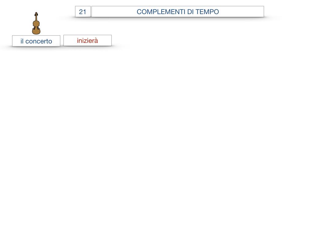 31. COMPLEMENTI DI TEMPO COMPLEMENTO DI TEMPO DETERMINATO COMPLEMENTO DI TEMPO CONTINUATIVO_SIMULAZIONE .004