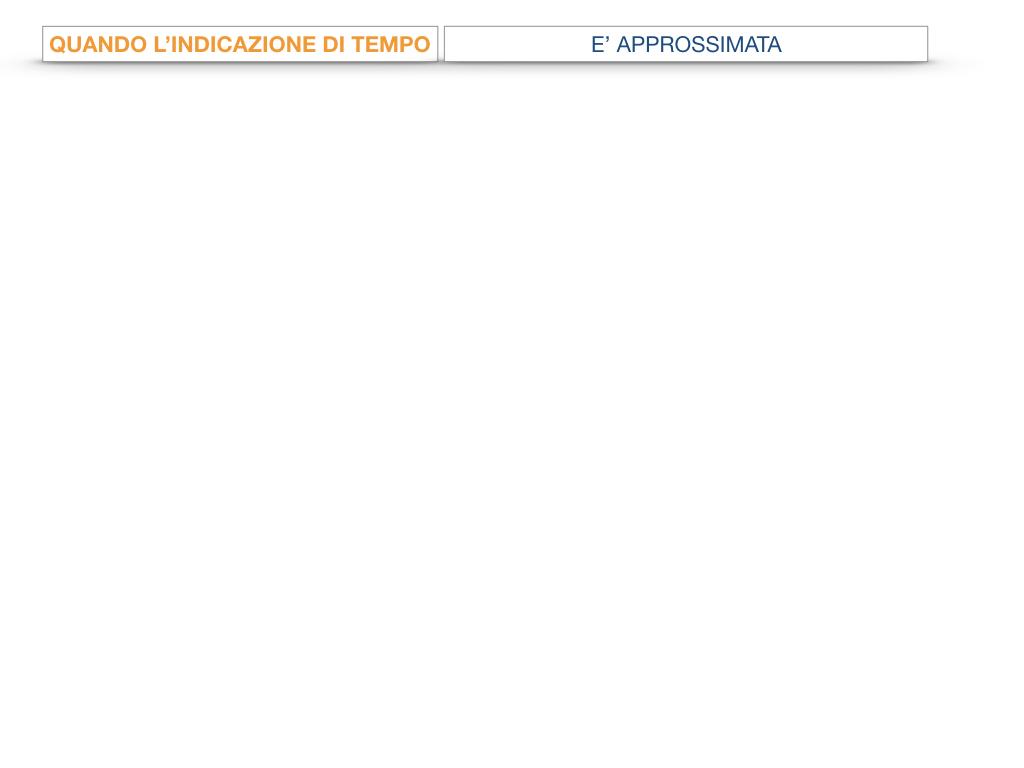 31. COMPLEMENTI DI TEMPO COMPLEMENTO DI TEMPO DETERMINATO COMPLEMENTO DI TEMPO CONTINUATIVO_SIMULAZIONE .064