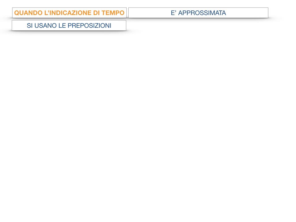 31. COMPLEMENTI DI TEMPO COMPLEMENTO DI TEMPO DETERMINATO COMPLEMENTO DI TEMPO CONTINUATIVO_SIMULAZIONE .065