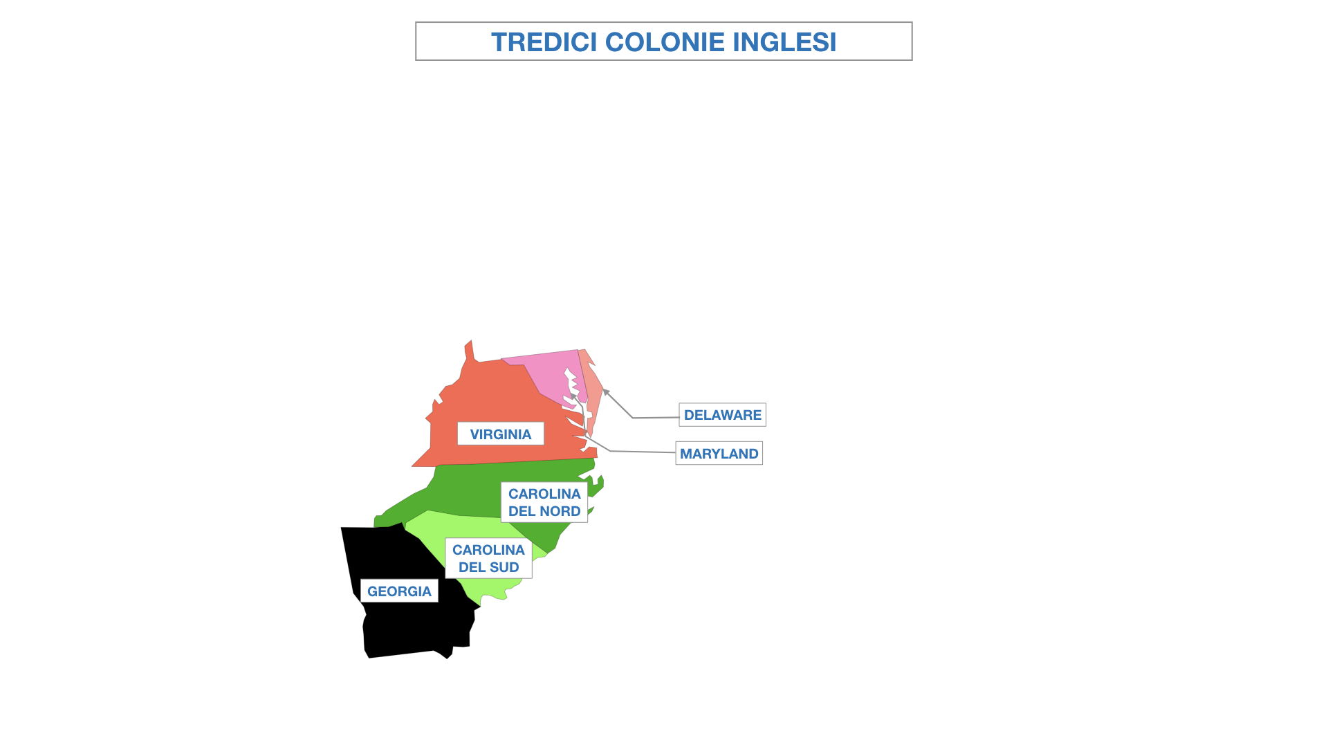 AMERICA LE TREDICI COLONIE INGLESI SIMULAZIONE.028