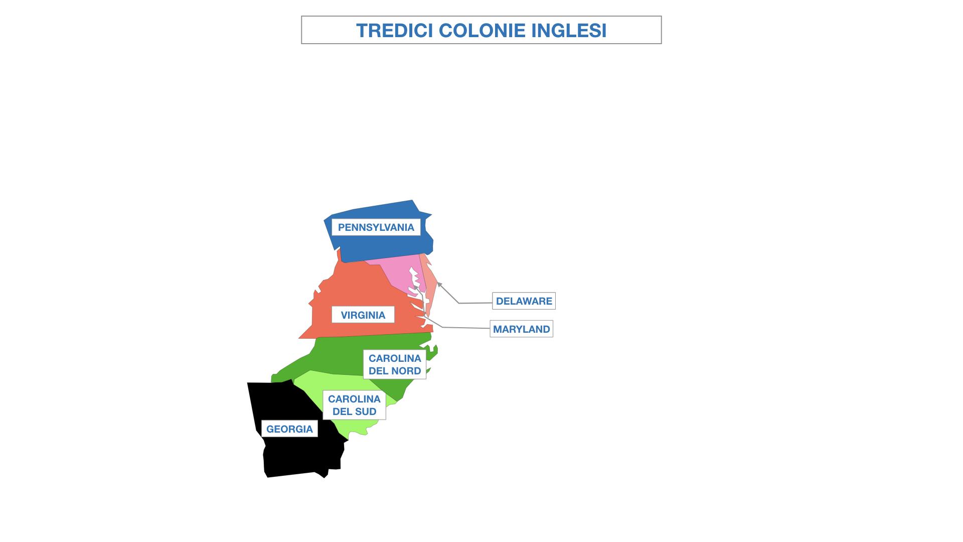 AMERICA LE TREDICI COLONIE INGLESI SIMULAZIONE.029