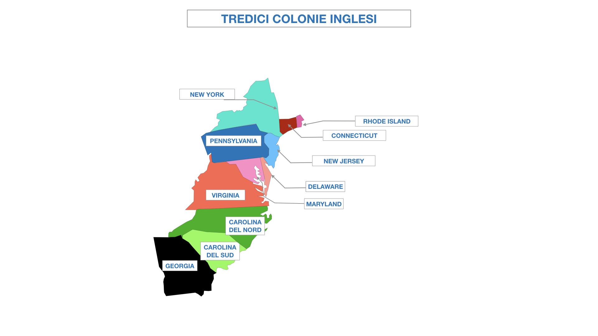 AMERICA LE TREDICI COLONIE INGLESI SIMULAZIONE.033