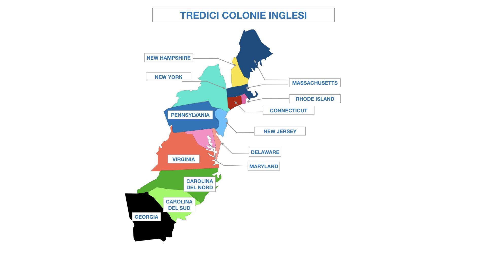 AMERICA LE TREDICI COLONIE INGLESI SIMULAZIONE.036