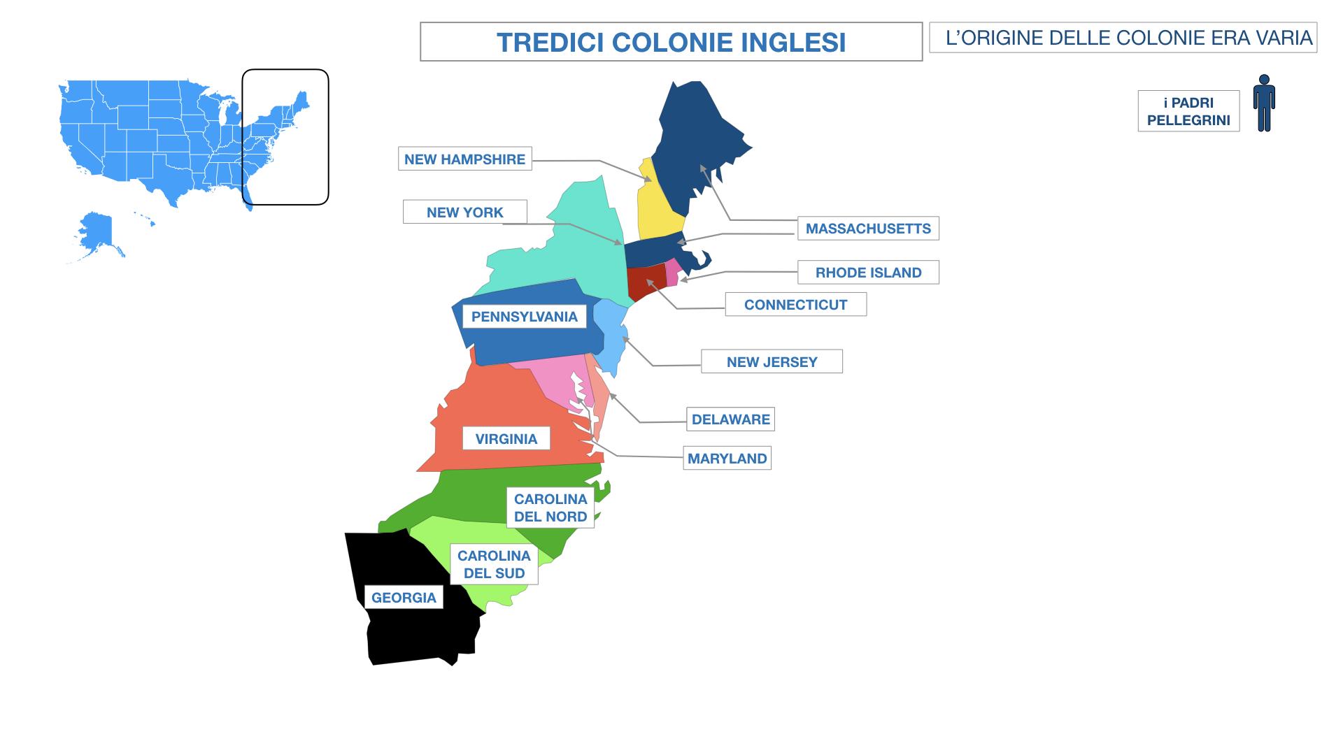 AMERICA LE TREDICI COLONIE INGLESI SIMULAZIONE.038